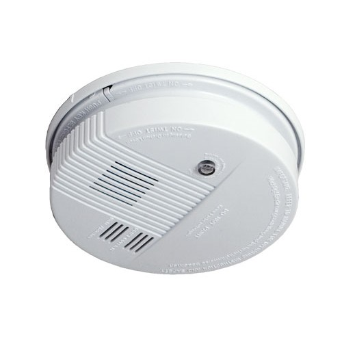 ness security wireless smoke detector home security online. Black Bedroom Furniture Sets. Home Design Ideas