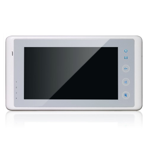 how to use legrand apartment monitor