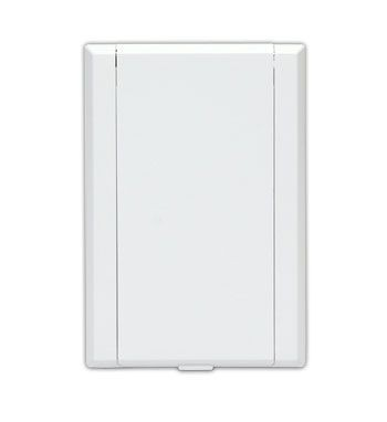Wall inlet plate