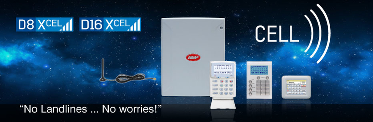 Why the Latest Ness Security D8/D16Xcel alarm Panels will Solve Many of Your Security Problems